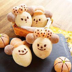 * . .*おばけミキミニでイベント参加♡隠れミッキーを探せ*. . Bread ♡ Ghost Mickey & Minnie Mouse . . おはようございます❁ . プリンセスキャラ弁の天才✨ @nao.yts さんのイベント #DFChalloween2016 に参加させていただいています♡ . 毎年楽しみな企画〜♪ 隠れミッキーもいます! . 参加者のみなさんのハイクオリティなキャラフードを見ながら隠れミッキー探しができる夢のようなイベント!(ˊo̴̶̷̤ ᴗ o̴̶̷̤ˋ) . 飛び入り参加もオッケーみたいです♪ くわしくはNaoさんのページをみてみてください☆ . . 私は今日は午後からりぃちゃんの小学校説明会だから、午前中、家事が終わったら見に行きたいと思います〜❁…