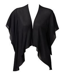 Kimono Shrug | Plus Size Clothing for Women Sizes 12 to 24 Womens Fashion Online Shopping | Maggie T