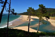 Playa do Lago en Muxía #CostadaMorte