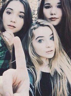 Sabrina And Rowan And Demi Lovato Sister