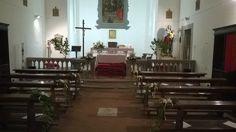 matrimonio: fiori per interno chiesa di Polvereto