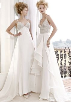 Atelier Aimee Black & White Collection [wedding gown]