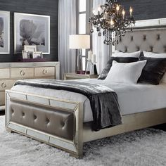 """""""The average person sleeps 230,000 hours in a lifetime. Isn't it about time for the bedroom you've been dreaming of?"""""""
