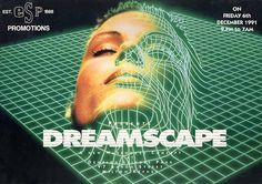 UK Rave Flyers Price Guide - Dreamscape 1