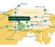 PA Wine Tours & Tastings Sessions in Laurel Highlands | Pennsylvania Winery Tours