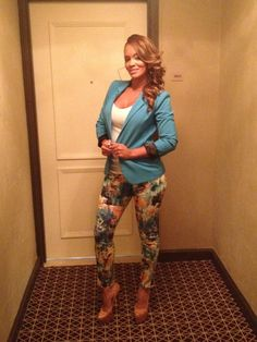 Evelyn Lozada from BBW... Love this whole fit!!