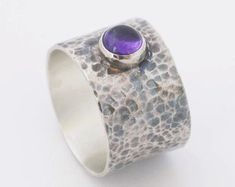 Quartz silver ring statement ring Large  ring Sterling