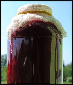 Korn, Preserves, Mason Jars, Food And Drink, Herbs, Homemade, Drinks, Tableware, Tortillas