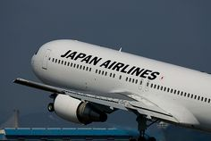 JAPAN AIRLINES B767-300
