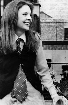 diane keaton in annie hall - love everything she wears in this movie.