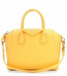Antigona Small Leather Tote by: Givenchy