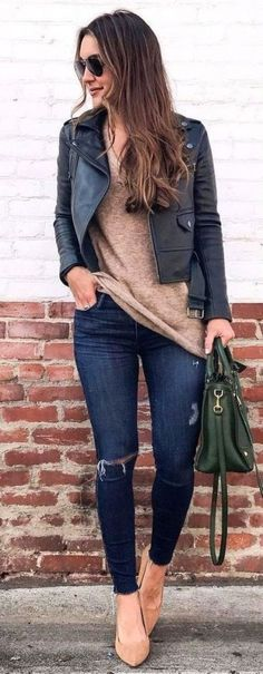 2d62ef346429 45 Trendy Fall Outfits To Wear Right Now
