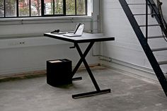Collect this idea We ran across XTable, e design envisioned by studio KiBiSi for furniture brand Holmris, which contributes to the working and standing trend. Based on the idea that a modern day of the office could be less unhealthy if the employees get up once in a while, this type of table could just …