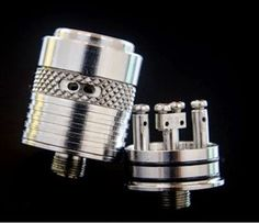 "Vapor Joes - Daily Vaping Deals: BLOWOUT: THE HELIOS ""T-POST"" RDA - $4.47"