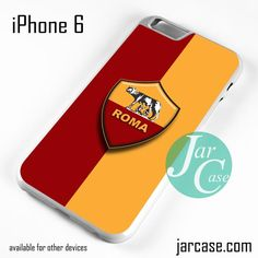 As Roma Phone case for iPhone 6 and other iPhone devices