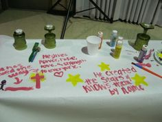 These prayer stations for youth and adults were created when a church was dealing with several deaths in the community. This service gives people a chance to reflect,pray and grieve in a safe place. Excellent resource