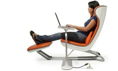 A Laptop Chair to Die For | Geeks are Sexy Technology News
