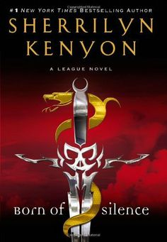 Born of Silence (The League) by Sherrilyn Kenyon, http://www.amazon.com/dp/0446573310/ref=cm_sw_r_pi_dp_U4dcqb15M8KDS