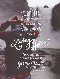 His Word - Typographic Verses #Jesus