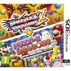 Puzzle and Dragons Z   Puzzle and Dragons Super Puzzles and Dragons Z is coming exclusively to the Nintendo 3DS An extended version of the mobile game including more of the RPG elements and all content included - no micro-transactions Released with http://www.MightGet.com/january-2017-13/puzzle-and-dragons-z- -puzzle-and-dragons-super.asp