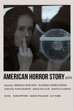 Iconic Movie Posters, Minimal Movie Posters, Iconic Movies, Film Posters, Ahs, American Horror Story Movie, Movie Covers, Aesthetic Movies, Indie Movies