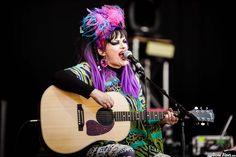 Nina Hagen Band, Music Legends Fest 2016, Centro La Ola, Sondika, 11/VI/2016. Foto por Dena Flows  http://denaflows.com/galerias-de-fotos-de-conciertos/n/nina-hagen-band/