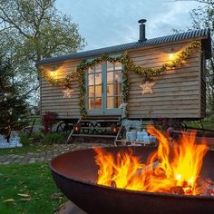 feed_image Camping has reinvented itself and is becoming more inviting to eve… Blackdown Shepherd Huts, Shepherds Hut, Bell Tent Camping, Shower Tent, Natural Homes, Camping Lanterns, Big Garden, Luxury Living, Garden Projects