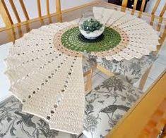 Resultado de imagen para toalhas em croche quadrada