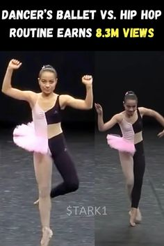 Tens of millions of people have watched Annika Verplancke dance. And while she's released many a video, she's best known for a performance at the Youth America Grand Prix European semi-finals in Paris.