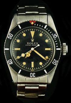 1957 Model 6538 A military edition Sub
