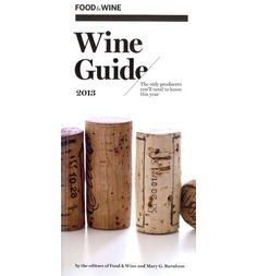 Award-winning recipies from the Food and Wine Test Kitchen's evaluation of over 150 cookbooks. Features recipes from Giada DeLaurentiis, Jamie Oliver, Alice Waters, and Eric Ripert. Also includes a never before-published recipe from each author and great advice on accessible wine pairings.