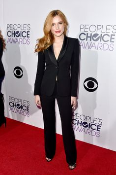 The Hottest Looks From The 2015 People's Choice Awards