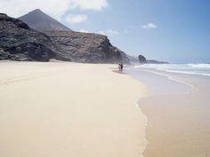 Spain. Canary Island,  Fuerte beach