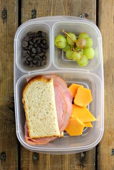 5 Easy Lunchbox Meal