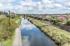 Maynooth is on the Royal Canal, navigable from central Dublin to this point, now used mostly for leisure purposes. It provided an important stopping point before Dublin in the period directly before the coming of the railways to Ireland in the first half of the 19th century.#Maynooth #Kildare #Ireland