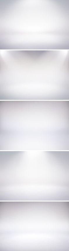 5 Infinite White Studio Backdrops