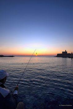 MORNING FISHING by Dimitris Koskinas, via 500px