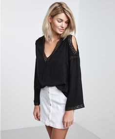 Gina Tricot - Cassidy Bluse
