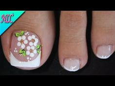 Pedicure, Nail Designs, Nail Art, Nails, Beauty, Videos, Youtube, Nail Bling, Designed Nails