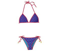 The perfect bikini for any island getaway