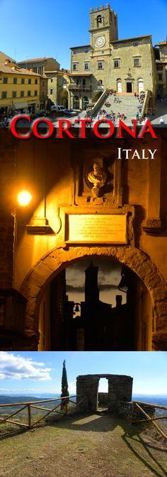 Sights in Cortona: http://bbqboy.net/photo-essay-on-one-of-our-favorite-towns-cortona-italy/ #cortona #italy
