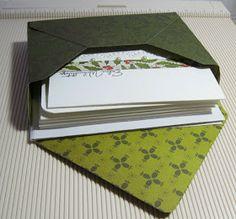 Neues aus H.: Tutorial Kartenbox für DIN A6-Karten