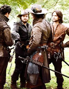 The Musketeers - 2x08 - The Prodigal Father