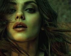 Mila Kunis by Sheryl Nields