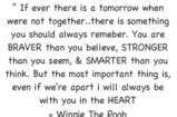 Pooh- my favorite as a kid seems even more brilliant now.