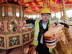 Inside Margate's restored Dreamland with Wayne Hemingway: 'The coast is Britain's jewel in the crown' - UK - Travel - The Independent
