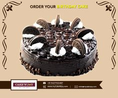 Are You Planning To Celebrate A Birthday Of Your Friends Familly Order Best Cake OnlineCool