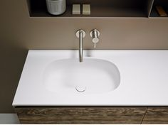 AuBergewohnlich I Like The Idea Of Seamless All In One Countertops/sinks. This