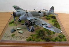 1/48 Tamiya Beaufighter by Cyril Worley