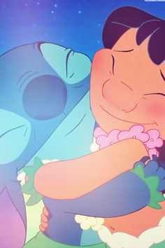 Lilo & Stitch graphic. Pediatric Dentistry of the Falls | #Sterling | #VA | http://www.skordalakisdds.com/